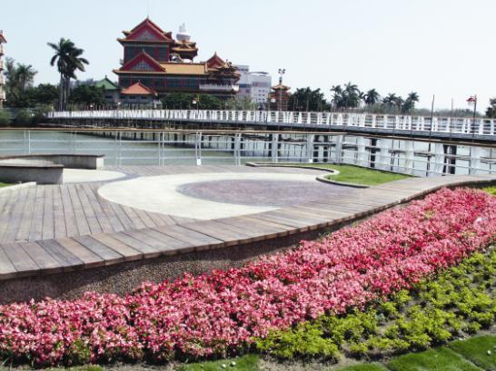 獅山公園 (金獅湖)
