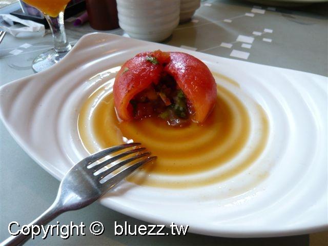 陶板屋牛肉蕃茄沙拉