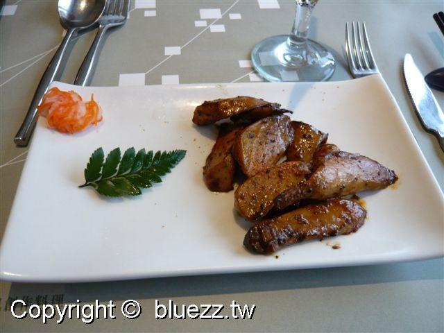 陶板屋烤杏鮑菇1