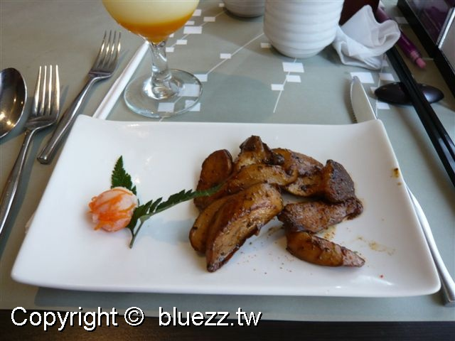 陶板屋烤杏鮑菇3