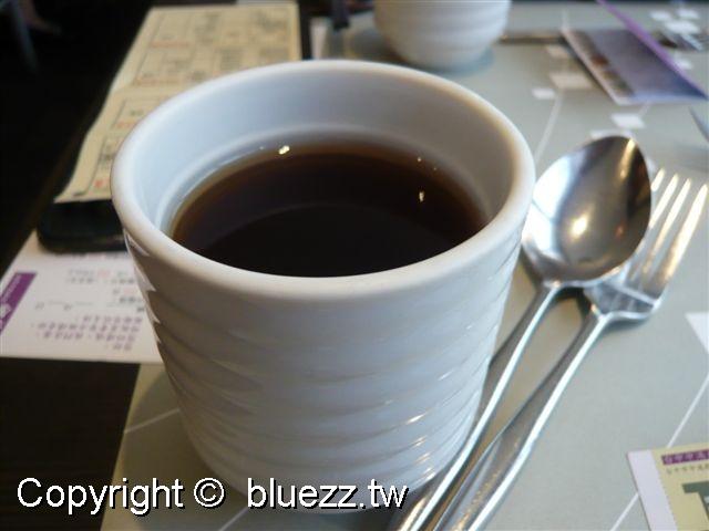 陶板屋附贈的紅茶1