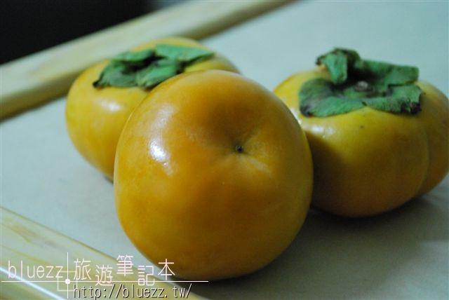 2008新社花海節甜柿