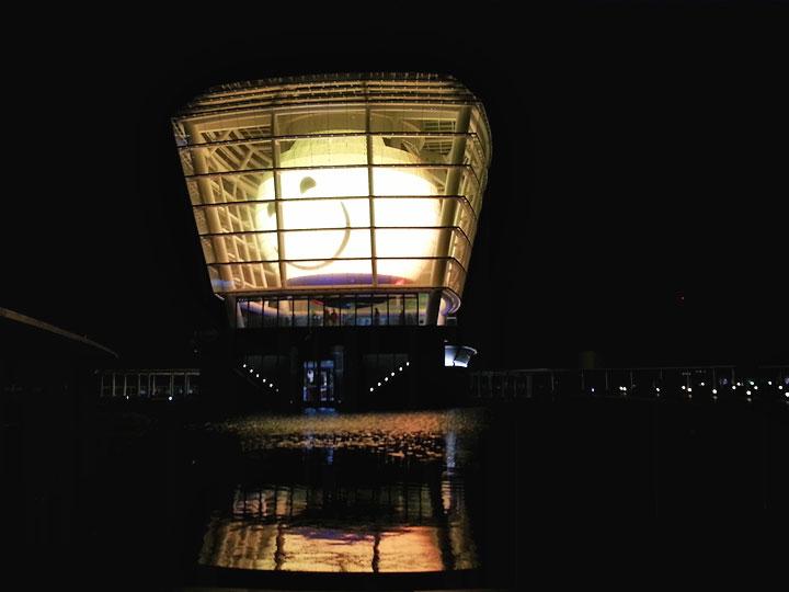 世博台灣館(Taiwan Pavilion Expo)-心型廣場夜間燈光秀.jpg