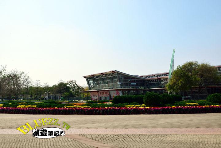 費茲洛公園 花卉與文化特色展覽