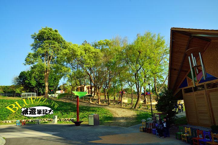 百果山克林姆莊園 05.風鈴小屋外