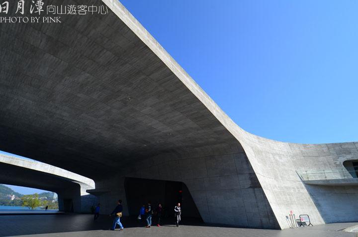 【南投旅遊景點】日月潭向山遊客中心.一場與大自然的對話