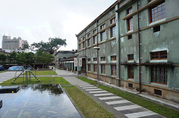 花莲文化创意产业园区-花莲旅游景点 花莲市 - bluezz