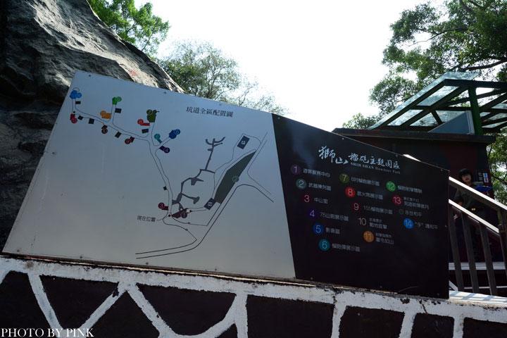 【金門景點】獅山砲陣地(震東坑道)-全台唯一砲操表演之地-DSC_4087.jpg