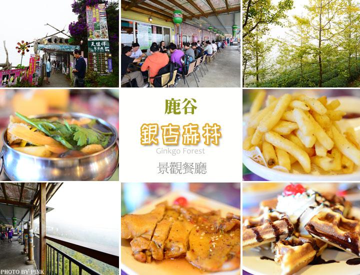 【鹿谷餐廳】銀杏森林景觀餐廳-嚐美食、喝好茶、賞美景-1.jpg