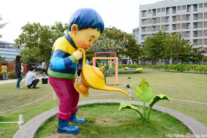 【台南景點】南科幾米公園。幾米裝置藝術新作,南科登場!-DSC_9902.jpg