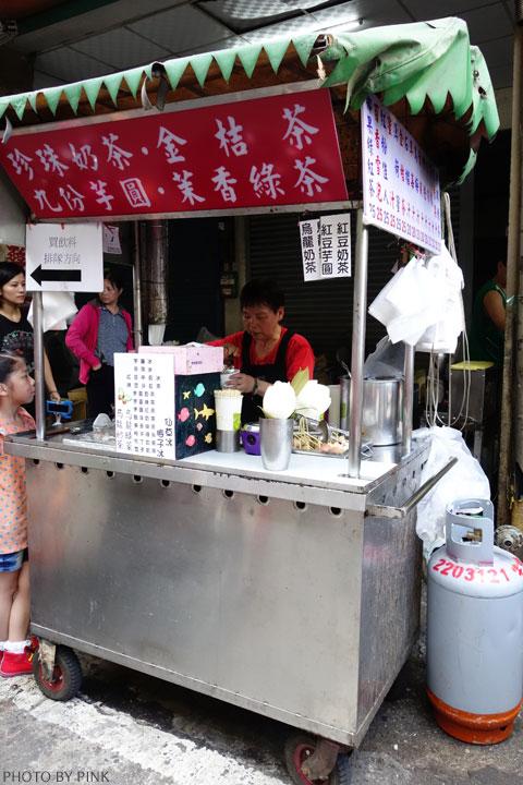 【南投市美食】珍珠奶茶、熱狗、福州包。台式下午茶,美味進擊!-DSC00736.jpg