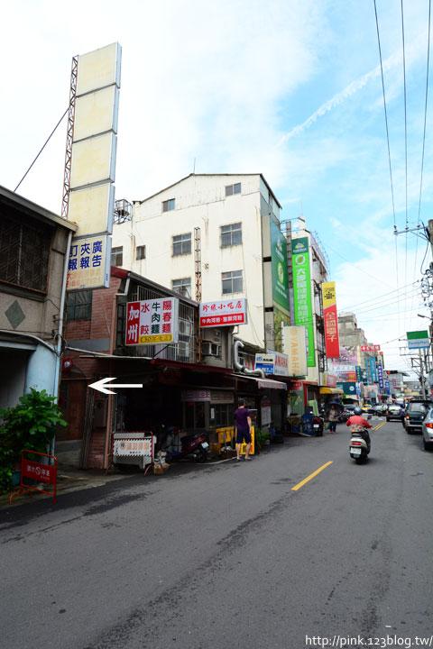 台中沙鹿「美仁里彩繪巷」,全台首創屬於台灣味的復古彩繪。-DSC_1143.jpg