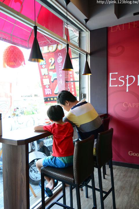 【彰化市餐廳】COFFEE+咖啡家。多樣化樂活輕食,你想選哪一道?-DSC_1823.jpg