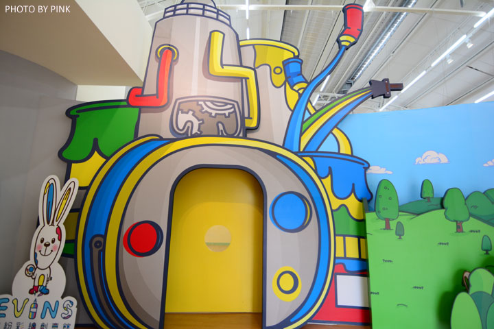 【北斗景點】愛玩色創意館。繽紛的彩色世界,邀你一起來玩色!-DSC_1758.jpg