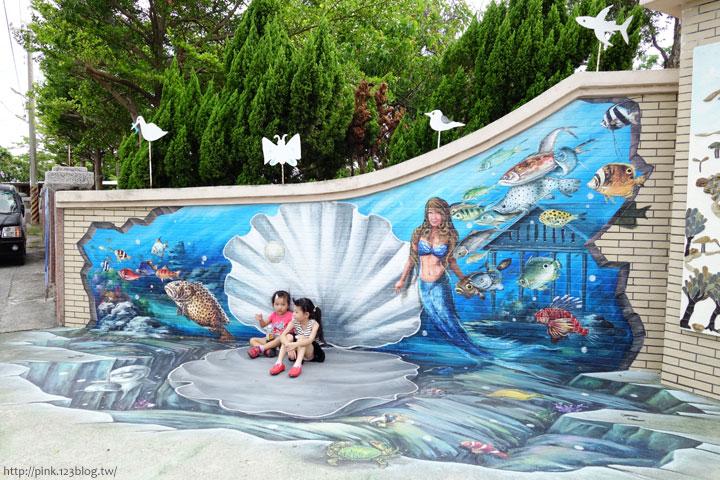 【布袋景點】好美里3D立體海洋彩繪世界,嚇!超大鯊魚遊過來啦!-DSC01978.jpg