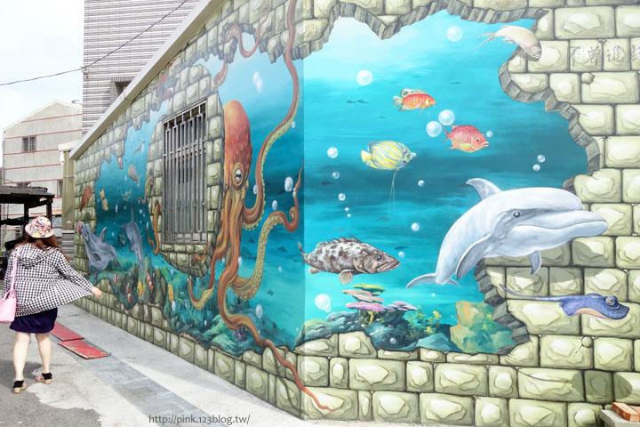 【布袋景點】好美里3D立體海洋彩繪世界,嚇!超大鯊魚遊過來啦!-DSC01993.jpg