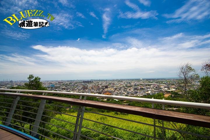 鰲峰山觀景台