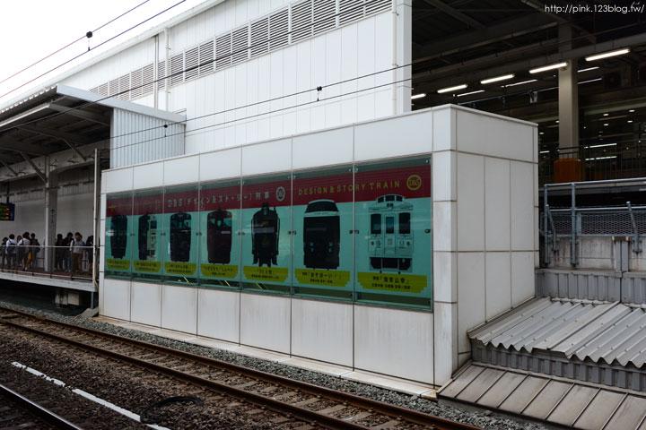 【日本九州】搭乘由布院之森列車,遊湯布院、賞金麟湖-DSC_6730.jpg