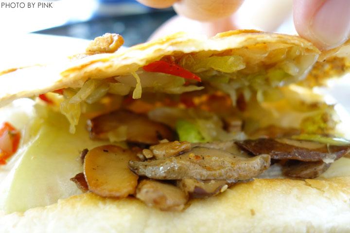 【霧峰素食早餐】得來素蔬食早午餐。素食界的美而美!-DSC03687.jpg
