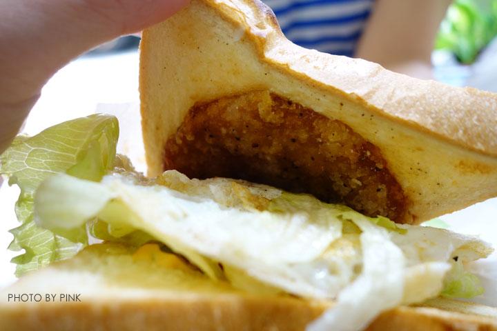 【霧峰素食早餐】得來素蔬食早午餐。素食界的美而美!-DSC03733.jpg
