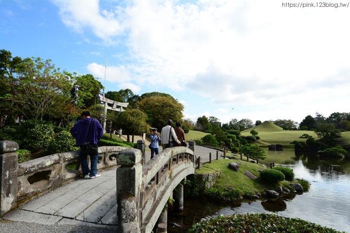 【日本九州】熊本水前寺成趣園。回遊式庭園令人駐足!-DSC_7228.jpg