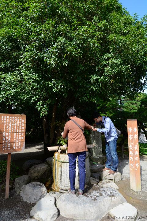【日本九州】熊本水前寺成趣園。回遊式庭園令人駐足!-DSC_7256.jpg