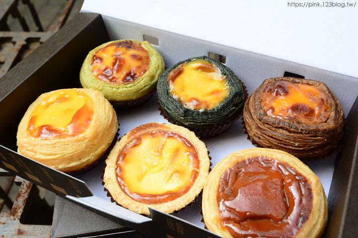 【彰化埔心甜點】貝林古堡葡式蛋塔-六種口味,甜蜜好滋味。-DSC_9128.jpg