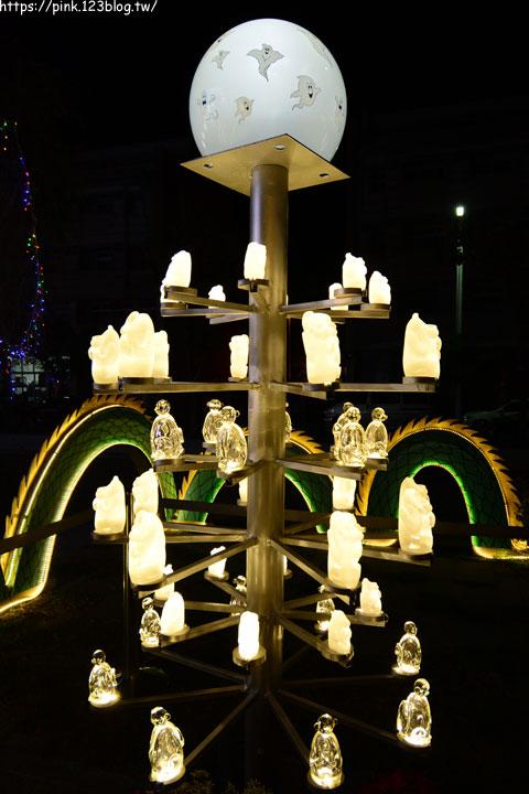 【嘉義跨年燈會】故宮開嘉門