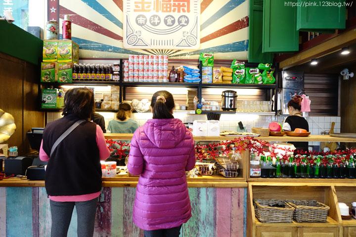 【台中餐廳】金福氣南洋食堂。復刻版食堂,特色南洋風味!-DSC05792.jpg