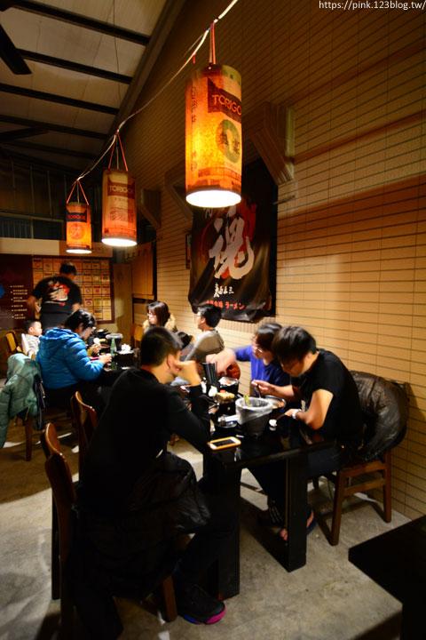 【草屯美食】麵五三屋台ラーメン。道地日本九州風味拉麵&料多味美的手工披薩-DSC_1066.jpg