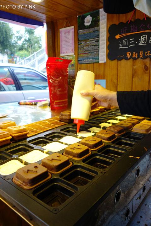【草屯美食】小山記日式方塊燒。日式小甜品,下午茶首選!(位於肯德基旁)-DSC08852.jpg