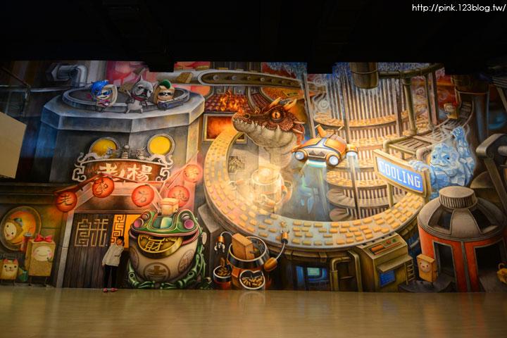 【嘉義大林景點】老楊方城市觀光工廠。老楊方塊酥,來嘉義必買的名產!-DSC_4357.jpg