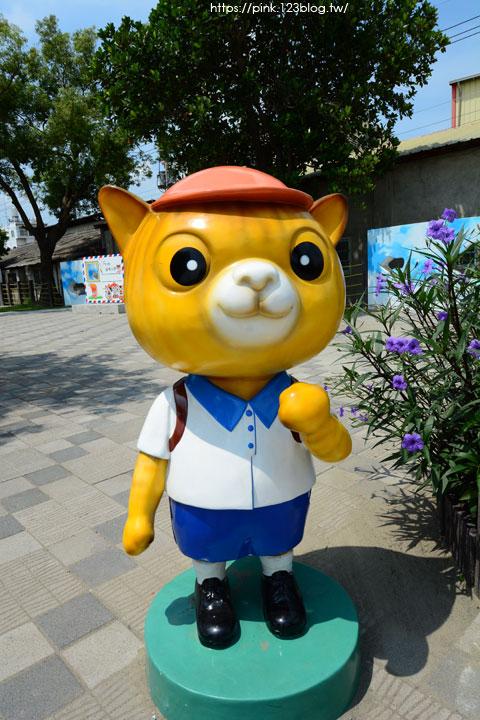 【虎尾景點】屋頂上的貓之「貓咪小學堂」~跟著貓咪上學趣!-DSC_6526.jpg