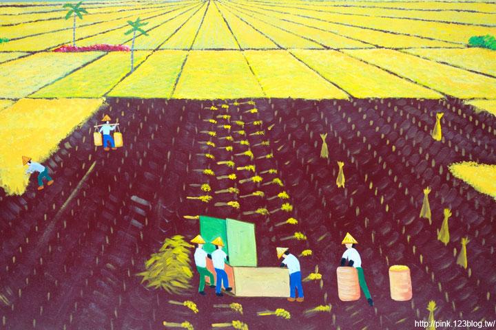 【芬園景點】寶山社區立體農村彩繪巷。沒想到我家也是彩繪村!-DSC00555.jpg