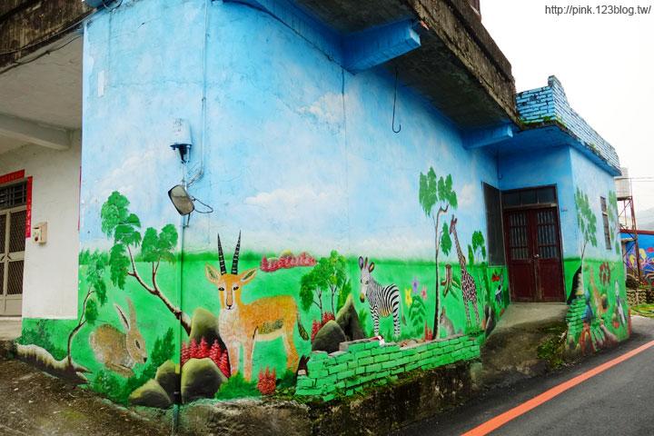 【芬園景點】寶山社區立體農村彩繪巷。沒想到我家也是彩繪村!-DSC00561.jpg