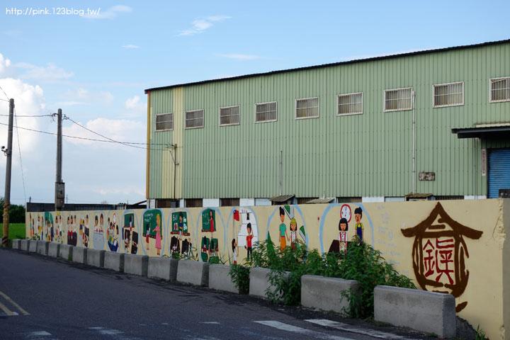 【彰化福興景點】三和社區西瓜彩繪村。每一個卡通人物,都是西瓜的代言人,超萌!-DSC02276.jpg