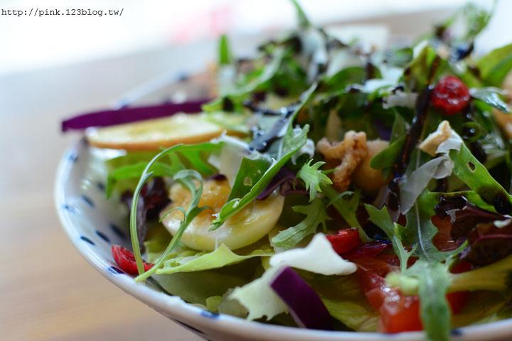 【台中蔬食餐廳】柒晌.我的菜。蔬食大漢堡,征服你的味蕾!-DSC_6982.jpg
