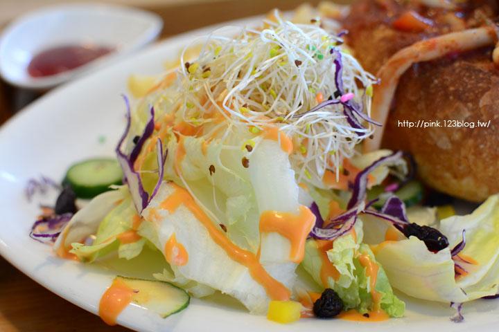 【台中蔬食餐廳】南風蔬食咖啡館。素食新選擇,異國料理超美味!-DSC_7670.jpg