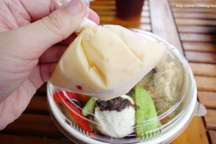 【南投市美食】周水茶舖。鮮茶、沙拉、炸物,夏日輕食最佳選擇!-DSC05754.jpg