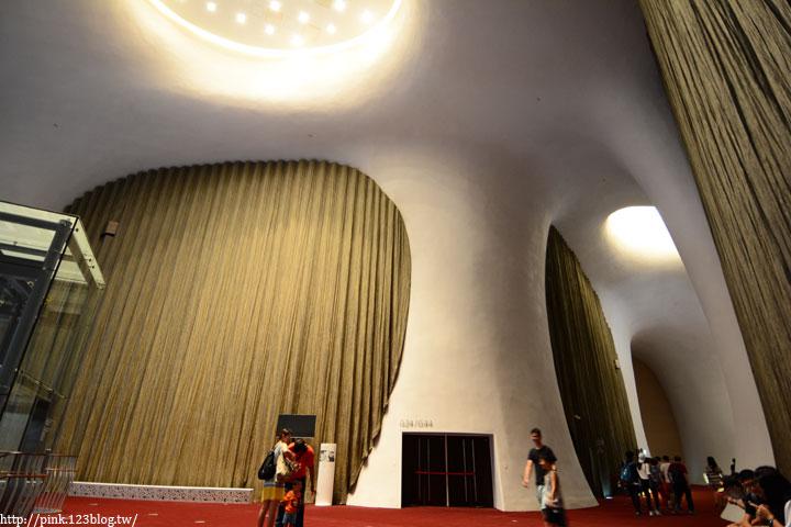 【台中景點】臺中國家歌劇院。歡迎進入伊東豐雄的建築世界!-DSC_9812.jpg