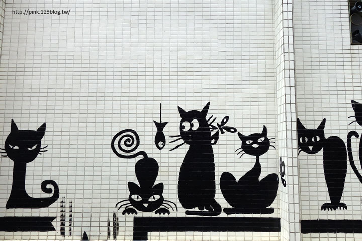 【高雄甲仙】甲仙貓巷。彩繪貓咪+傘傘動人,整個巷子繽紛又吸睛!-DSC07600.jpg
