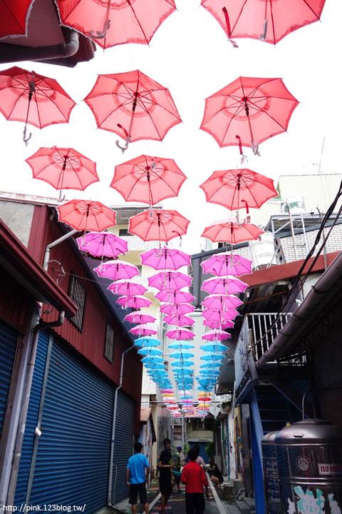 【高雄甲仙】甲仙貓巷。彩繪貓咪+傘傘動人,整個巷子繽紛又吸睛!-DSC07643.jpg