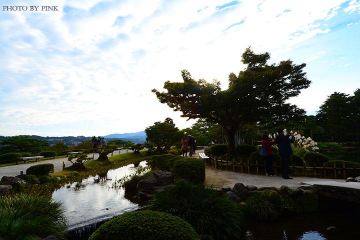 【日本北陸】日本三大名園之兼六園。秋楓賞景如詩如畫!-DSC_2247.jpg