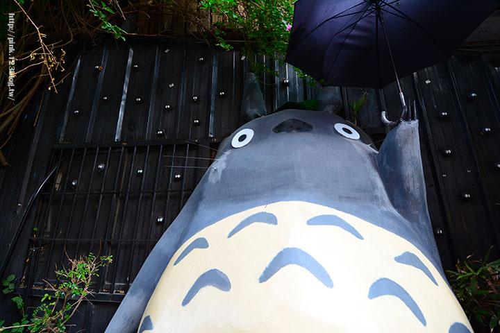 【台中大里】龍貓公車站&小樽福郎。沒想到大里也走日式風,實在好吃又好玩!-DSC_3708.jpg