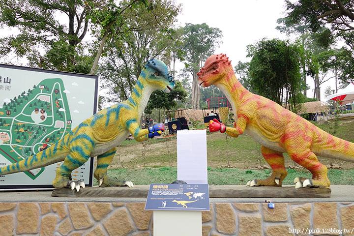 【員林新景點】百果山探索樂園。天啊,我是到侏羅紀公園了嗎?-DSC01966.jpg