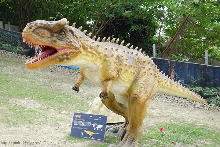 【員林新景點】百果山探索樂園。天啊,我是到侏羅紀公園了嗎?-DSC01988.jpg