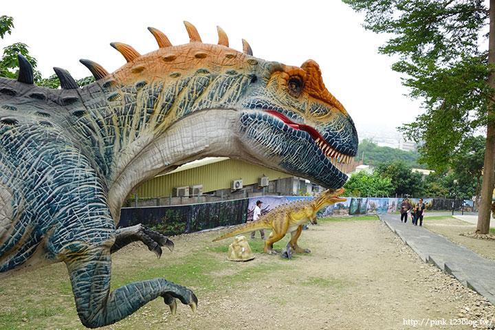 【員林新景點】百果山探索樂園。天啊,我是到侏羅紀公園了嗎?-DSC01999.jpg