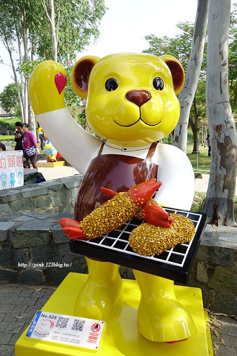 【2016樂活熊城市嘉年華】超療癒!百隻泰迪熊就在台中文心森林公園。-DSC02181.jpg