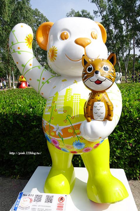 【2016樂活熊城市嘉年華】超療癒!百隻泰迪熊就在台中文心森林公園。-DSC02199.jpg