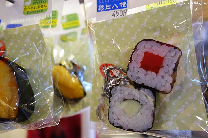 【日本北陸】郡上八幡老街散策趣。舞城、食品模型,很有風格的小鎮!-DSC00242.jpg